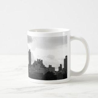 Colorless NY Mugs
