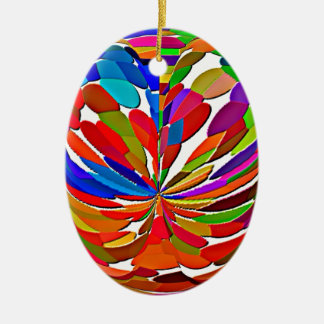 COLORmania LOTUS Abstract ColorSHOW Ornaments