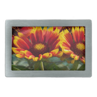 COLORMANIA Rich Energy Flower Show Blessings Belt Buckle