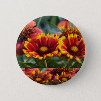 COLORMANIA Rich Energy Flower Show: Blessings Button