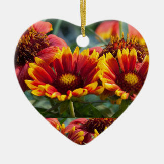 COLORMANIA Rich Energy Flower Show: Blessings Christmas Ornament