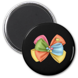 COLORS 2 INCH ROUND MAGNET