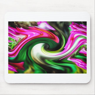 Colors and forms mouse pad
