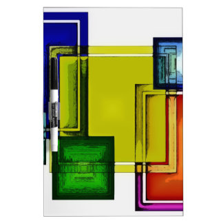 Colors Boxes Brands Dry-Erase Board
