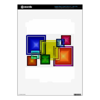 Colors Boxes Brands iPad 3 Skin