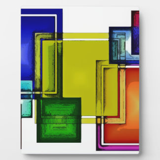 Colors Boxes Brands Plaque