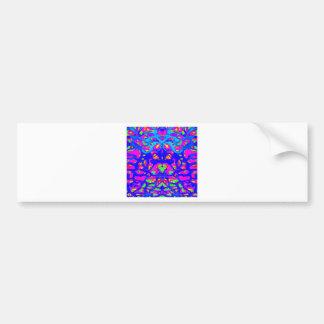 colors bumper sticker