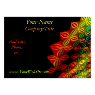 Colors Business Card Templates