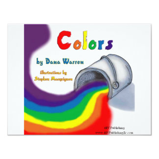 Colors Card