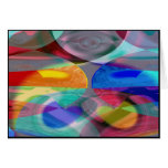 COLORS COLLIDE  #05C/C GREETING CARD
