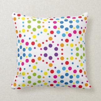 Colors, Colors, Colors Pillows