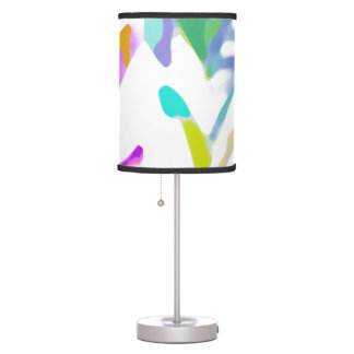 colors desk lamp