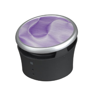 colors in motion, lilac (I) Bluetooth Speaker