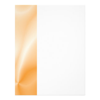 colors in motion,peach (I) Letterhead