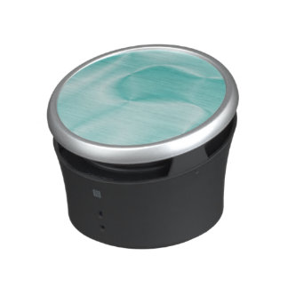 colors in motion,teal (I) Bluetooth Speaker