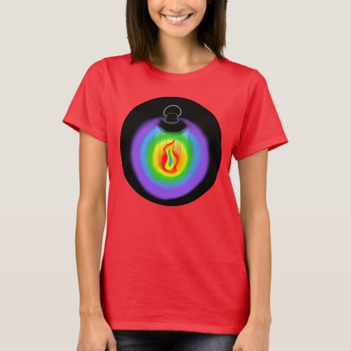 Colors in the Dark T_Shirt