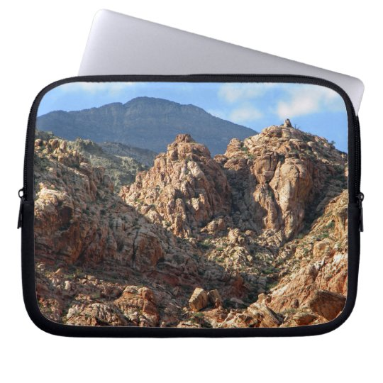Colors In The Desert  Laptop Sleeve