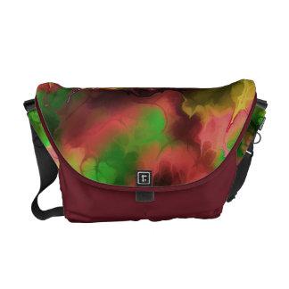 Colors Mix  Messenger Bag