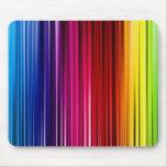colors! mouse mat