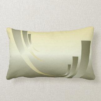 colors of a summer sunset lumbar pillow