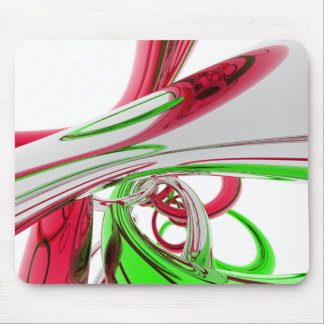 Colors of Christmas Mouse Pad