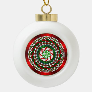 Colors of Christmas Premium Ornament