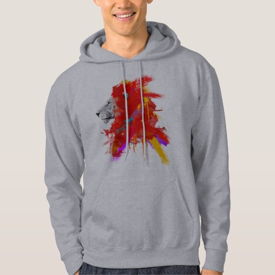 Colors of Courage Hoodie