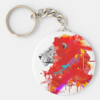 Colors of Courage Keychain