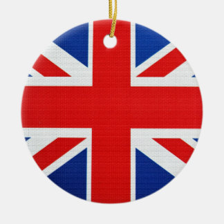 Colors Of England  Brick Ceramic Ornament
