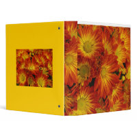 Colors of Fall binder