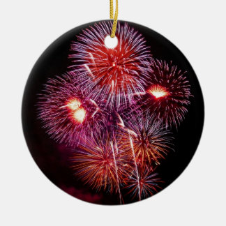 Colors of fireworks -