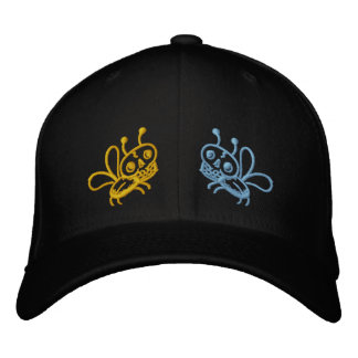 Colors of Goo Death Moth Hat