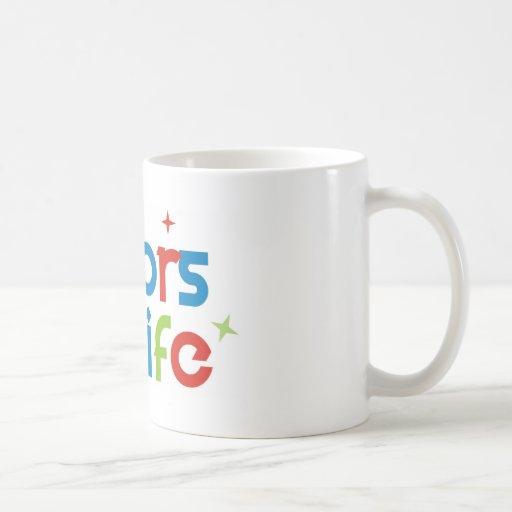 Colors of Life Mugs
