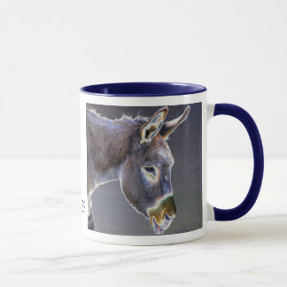 Colors of Light Donkey - Horse & Animal Rescue Mug