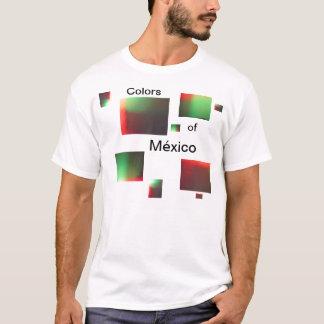 Colors of México T-Shirt