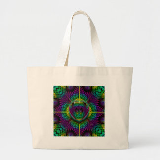 Colors Of My Heart Canvas Bags