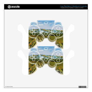 Colors of Napa Valley, Wine Country California PS3 Controller Decals