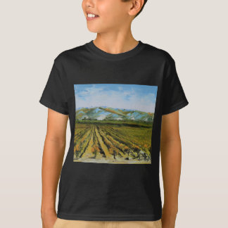 Colors of Napa Valley, Wine Country California T-Shirt