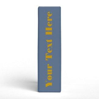 Colors of Nature Avery Binder binder