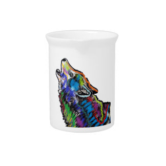 COLORS OF NIGHT BEVERAGE PITCHER