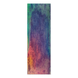 Colors of opal texture mini business card