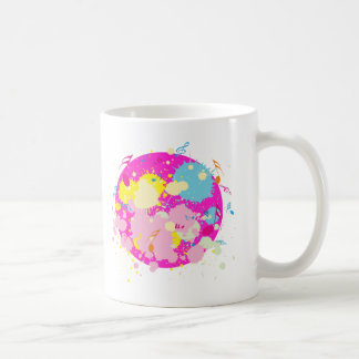Colors Of Party Mugs