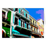 Colors of Puerto Rico Card
