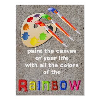 Colors of Rainbow - poster art