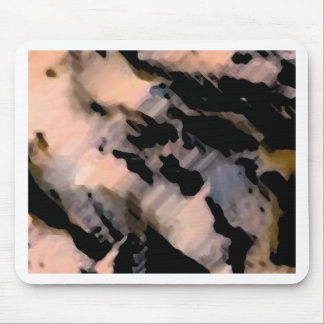 Colors of Rock Abstract - CricketDiane Mouse Pads