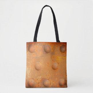 Colors of Rust 07.2, Rust-Art Tote Bag