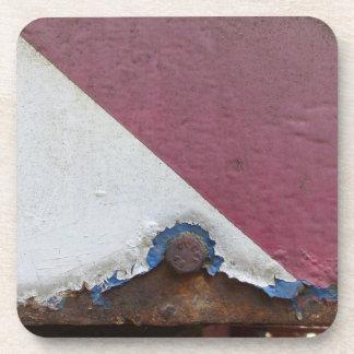 Colors OF Rust/KIND OF RUST Beverage Coaster