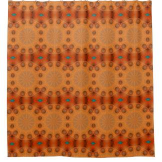 rust shower curtains zazzle