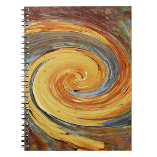 Colors of Rust / Rost-Art Spiral Note Books