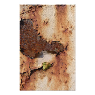 Colors of Rust / Rost-Art Stationery